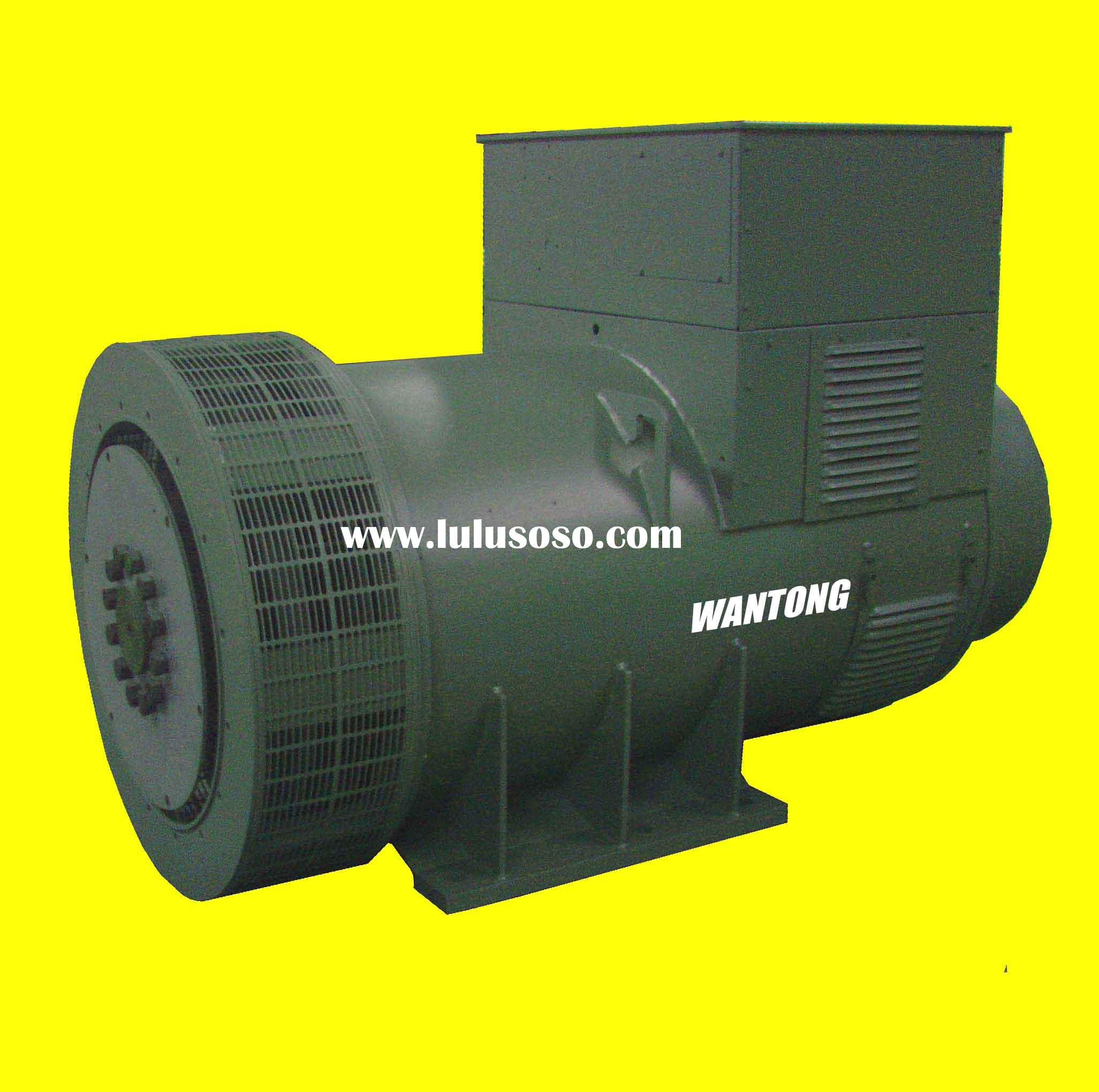 Big power Alternator/dynamotor/Generator/brushless dynamo/AC generator