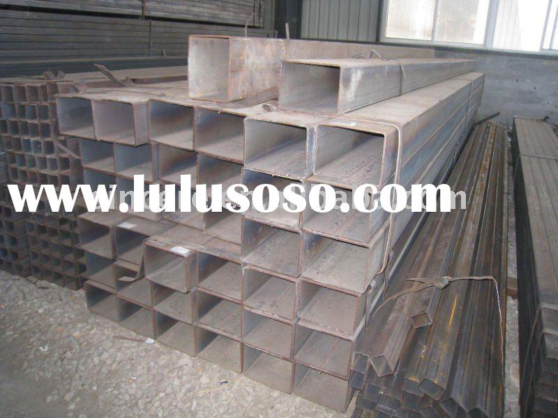 Black Steel Pipe/LTZ Hollow Section/Carbon Steel Pipe