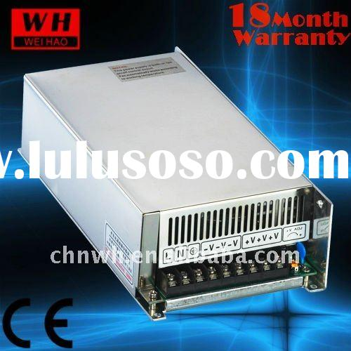 CE approved 100% Guarantee S-500w 220v 12v servo voltage stabilizer