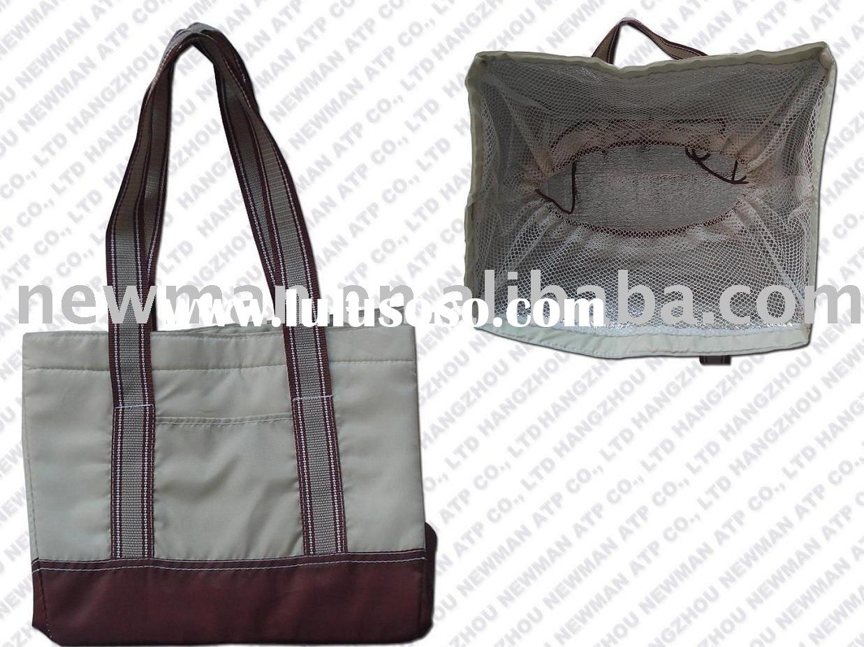 COOLER bag with shoulder strap
