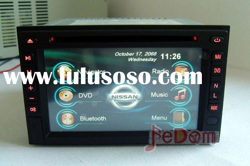 Car DVD Player with GPS Navigation for Nissan Patrol/Maxima+Touch Screen+Bluetooth+DVD+MP3/MP4+map+g