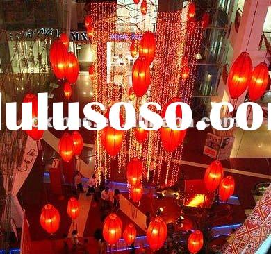 Chinese New Year decoration for shopping mall atrium decoration