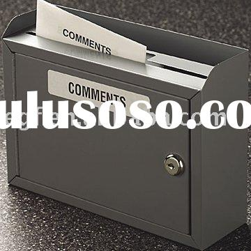 Comment Box / Metal Mail Box / Steel Mail Box