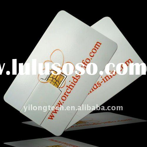 Factory Direct Selling USB Flash Drive Credit Card