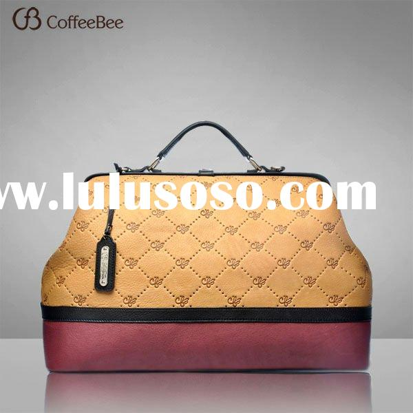Fashion leather lady bag handbag