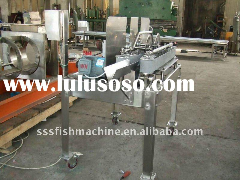 Fish filleting fish filleting manufacturers in lulusoso for Fish fillet machine