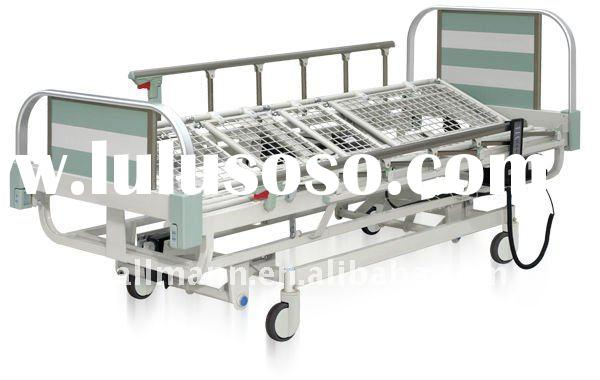 Five Function Electric Hosptial Turning Bed