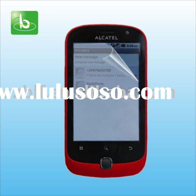 For mobile phone ALCATEL 990 screen protection