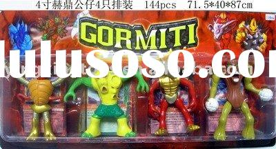 HOT SELL MOVIE GORMITI TOY SET