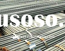 HRB400 hot rolled galvanized rebar steel