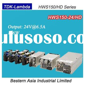 HWS150-24/HD(Lambda) 150W 24V AC-DC Power Supply