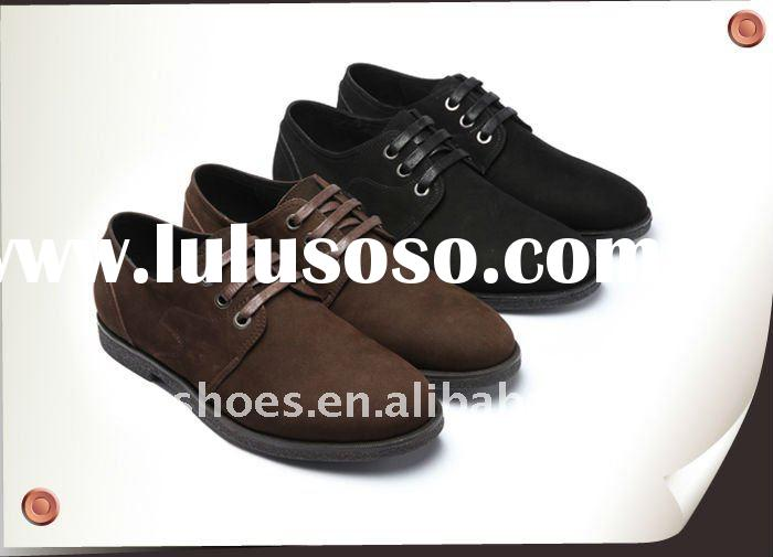 High Quality High Fashion Men shoes Manufacture