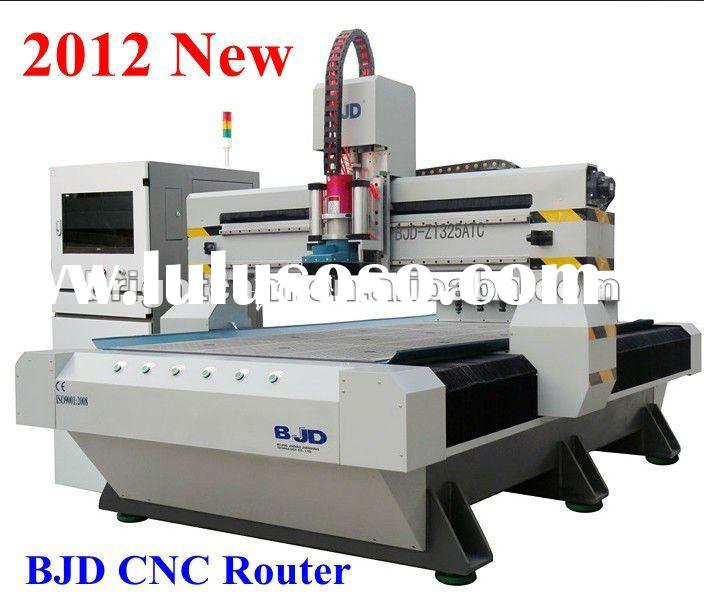 Hot Sale CNC Router for wood door making Automatic Tool Changer