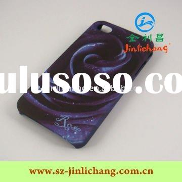 Hot Selling Water Transfer Printing Case for Iphone 4