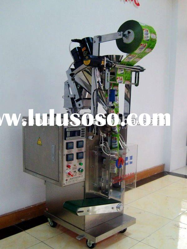 Individual Packaging Machine with four/three side seal