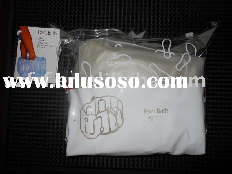 Inflatable footbath,inflatable foot spa bath,inflatable foot bath pool,inflatable foot bath