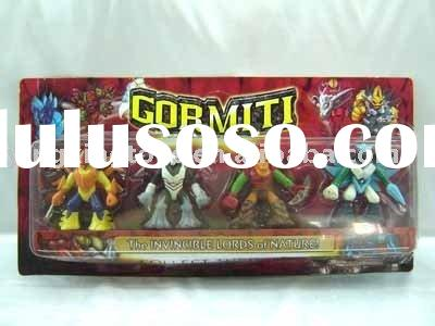 MOVIE DOLL GORMITI TOY SET