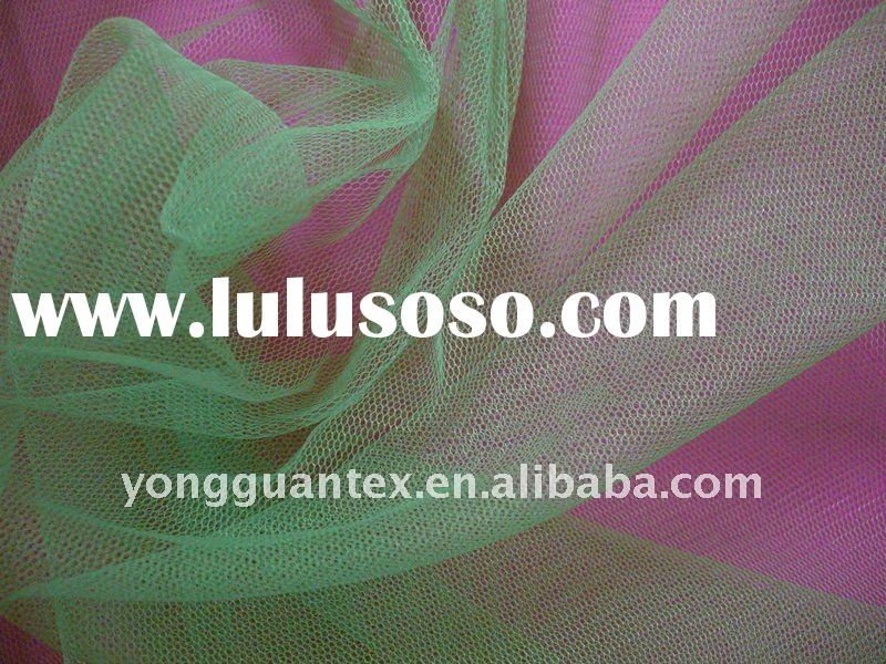 Mosquito nets/ square fabric / polyester mesh fabric