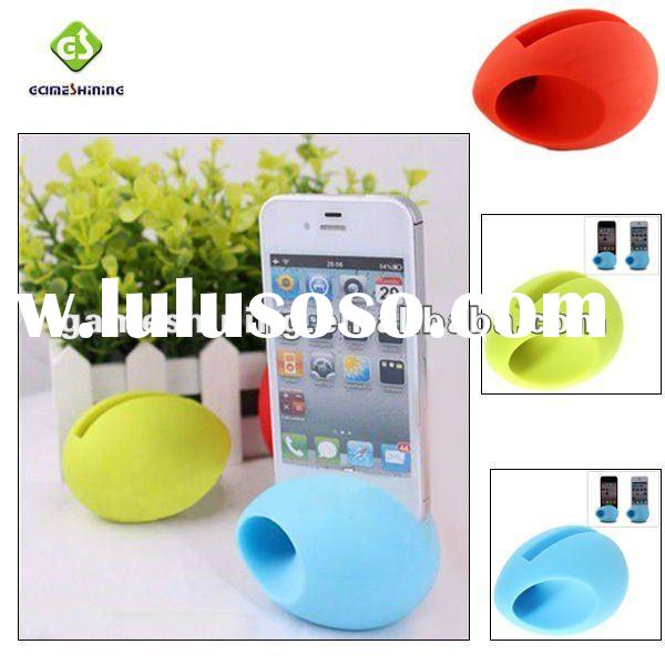Music Egg Amplifier Speaker For Apple iPhone 4/4S