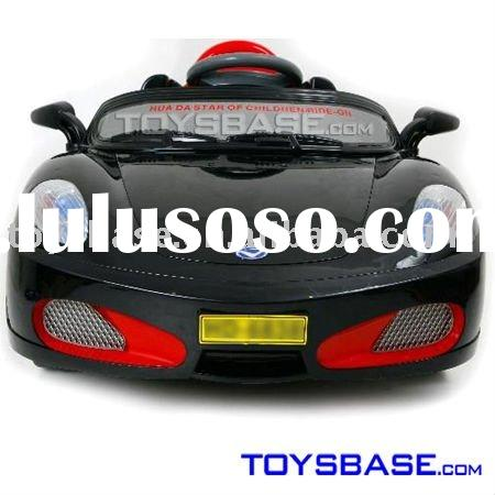 New baby ride on toy car, rc 4ch electric toy car