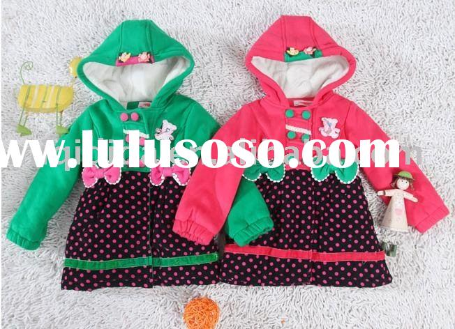 New design baby coat/ kids wear/children clothing/
