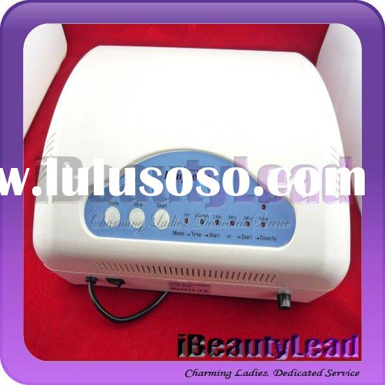 New style 45W led uv nail lamp gel curing nail light dryer tube manicure