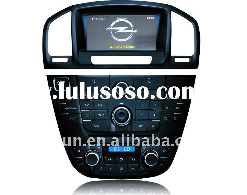OPEL INSIGNIA double din car dvd player with GPS