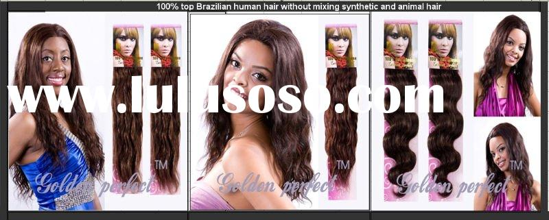 Original Factory cheap 100% Good quality HumanHair Extension and wigs, Brazilian human hair weave, I