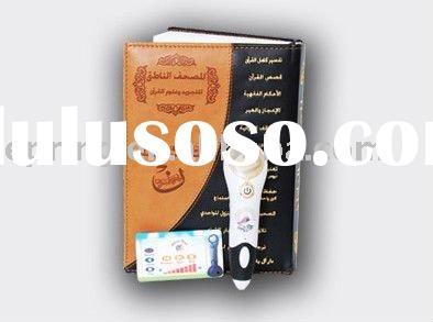 Original Holy Quran Read Pen With Tajweed/Tafsir/Story/Reasons of Revelation