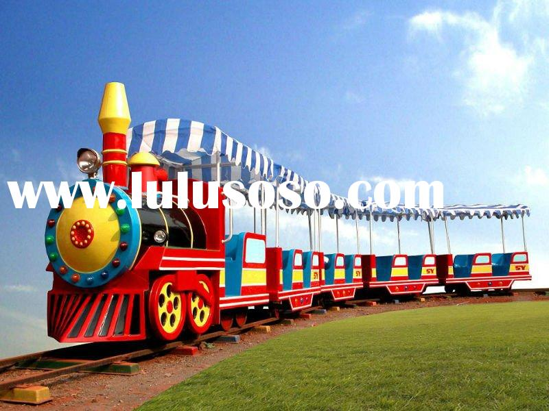 Outdoor playground equipment amusement rides Luxury Archaize Great Train
