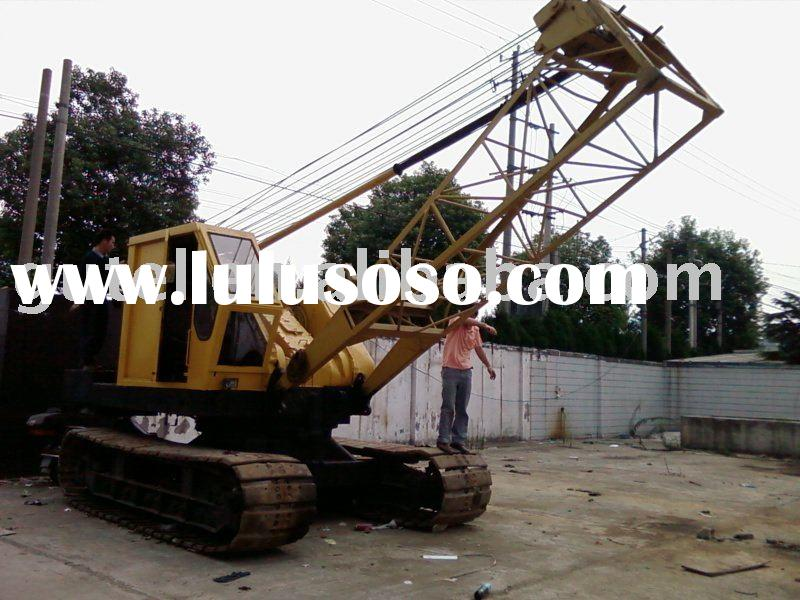 P&H 20 ton crane P&H320 used crawler crane