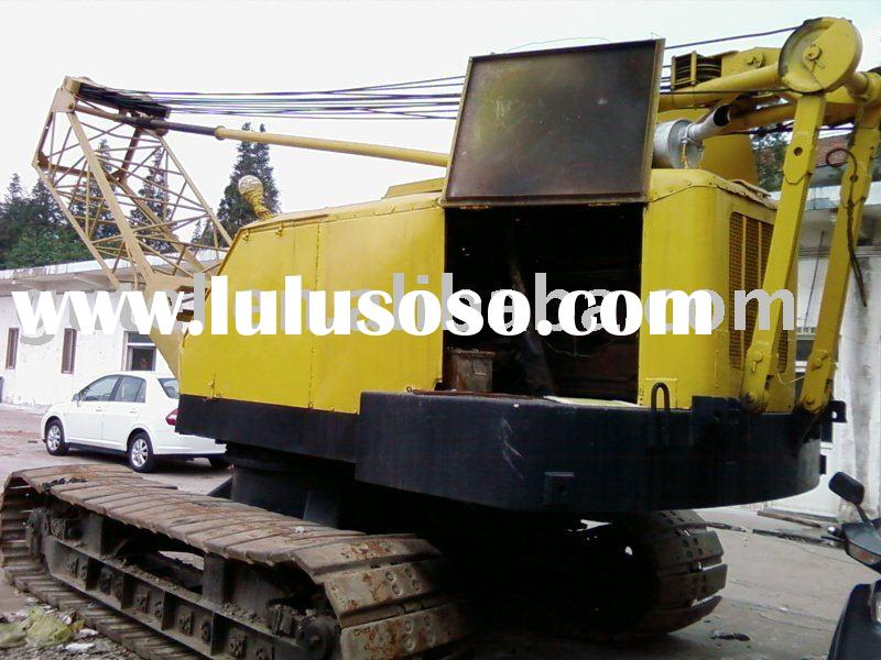 P&H 20 ton crawler crane P&H320