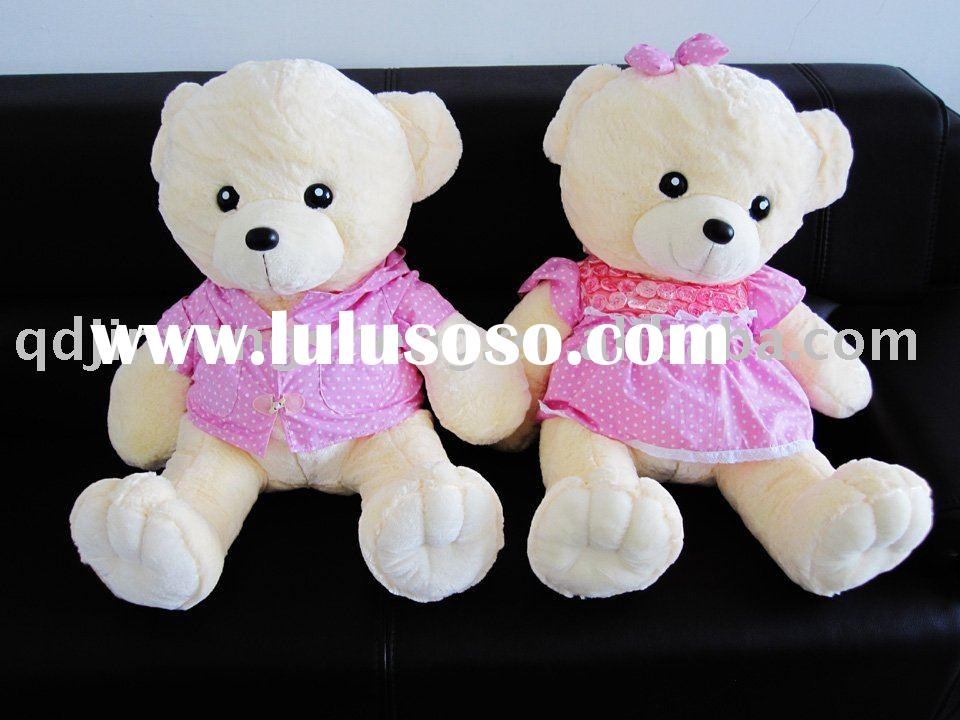 Pink Cute Teddy Bear