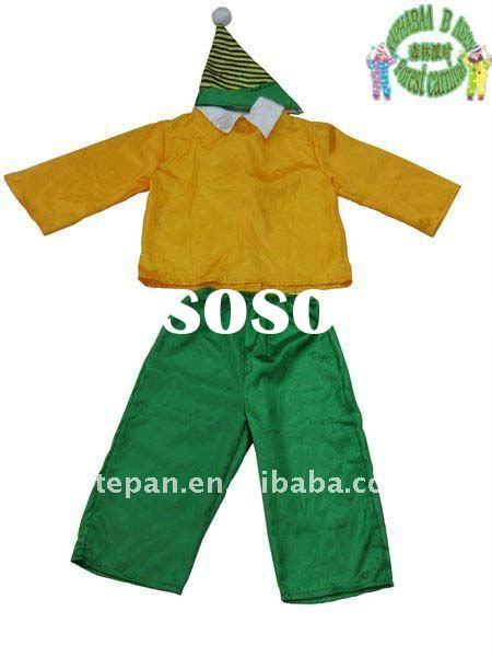 Pinocchio Kids Character Performation Carnival Costume TZ-8139