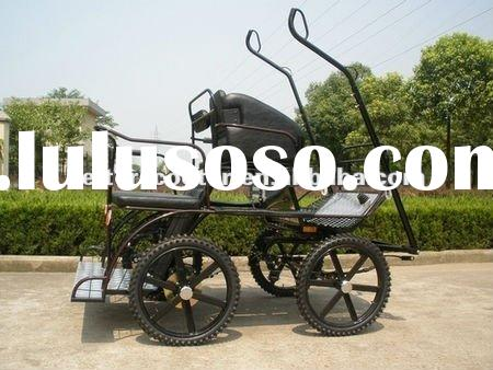 Pony horse carriage cart for sale