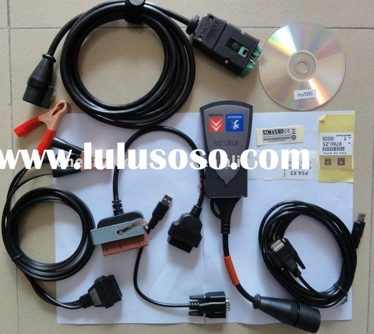 Professional Diagnostic Software Kit for Citroen Peugeot