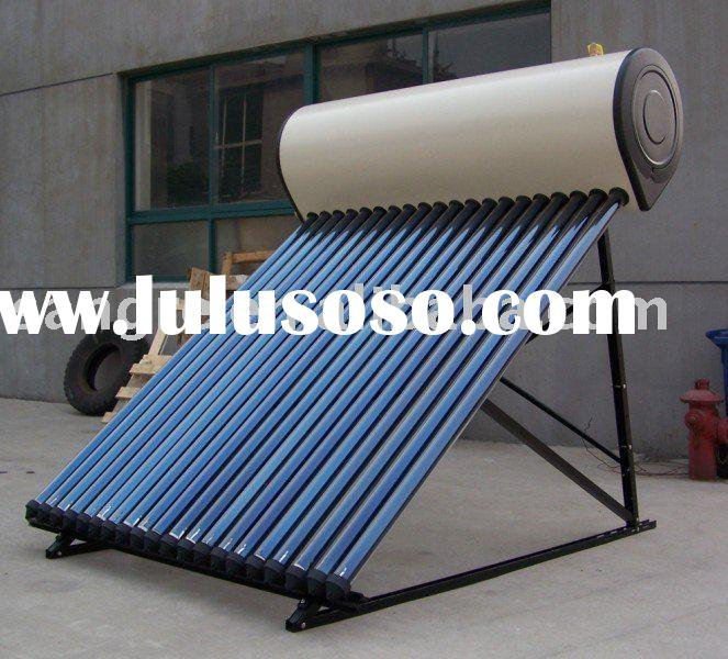 Sangre compact solar water heater