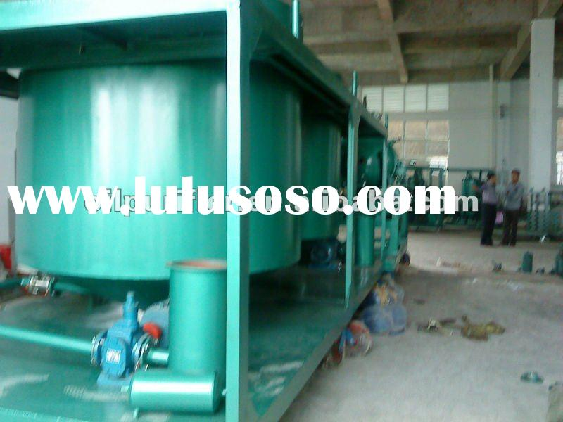 Sell Dirty Engine Oil Recycle Machine, Used Motor Oil Filtration