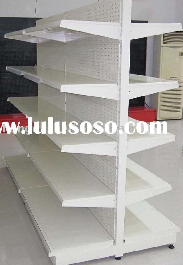 Shelving System/Store Shelves/Gondola Shelving/Display Shelving/Retail Shelves