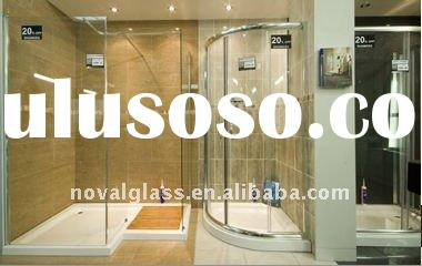 Shower room glass with CE(2mm, 3mm, 4mm, 5mm, 6mm, 8mm)