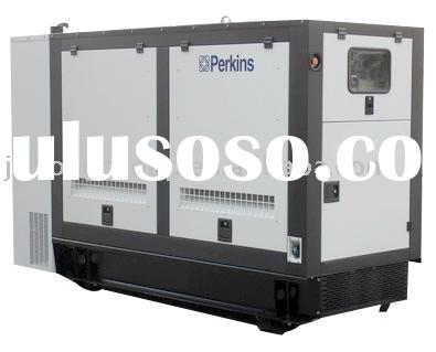 Silent Diesel Generator/Silent water cooled diesel generator set/Diesel Generator (Cummins & Per