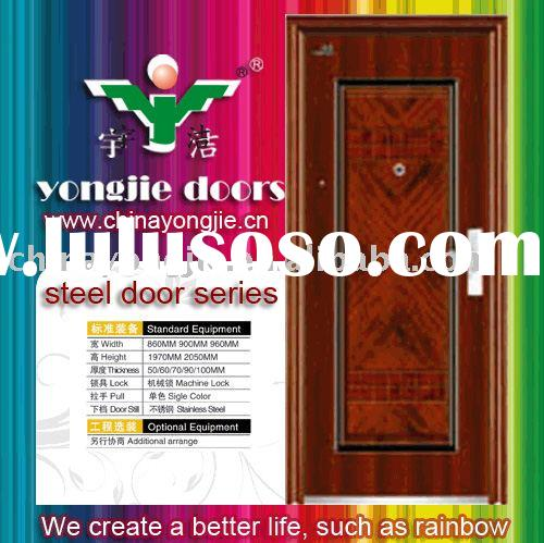 Steel door Apartment door ,including bathroom door, bedroom door security etc.
