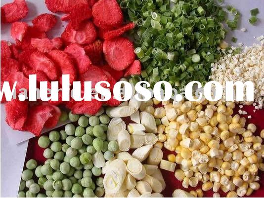 Supply all kinds of (freeze dried) FD fruit
