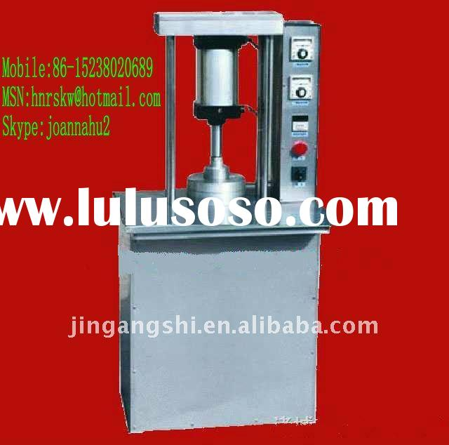 Thin bread forming machine,dough making machine,pita bread making machine