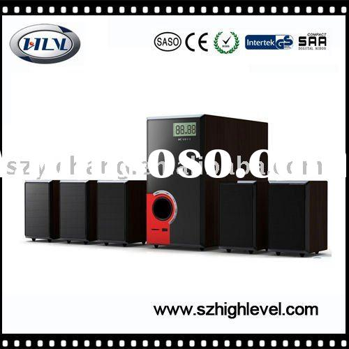 USB/ SD,FM Remote New 5.1 Home Theater Speaker System