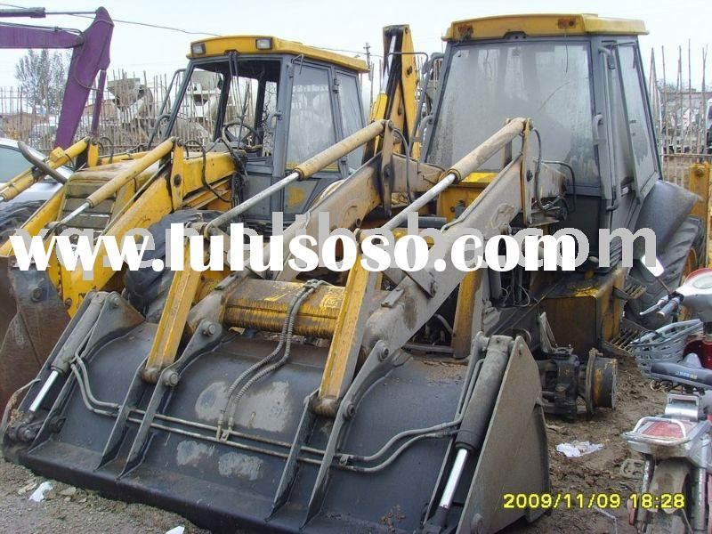 USED JCB NEW TYPE BACKHOE LOADER, JCB 4CX