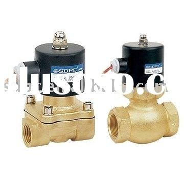 Water Valve/Brass Solenoid Valve/Electric Water Valve-2/2 2L series
