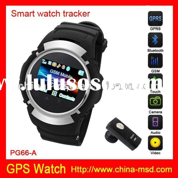 Wholesale, Locator, SOS Watch, GPS Watch Phone, Position Online Smart Tracking Watch, Car tracking P