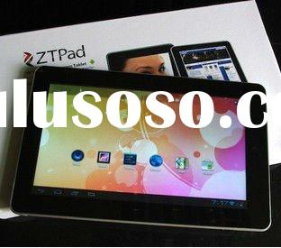 Zenithink Zepad ZT102 10 inch Android 4 ice cream sandwich GPS Tablet PC WiFi Webcam HDMI