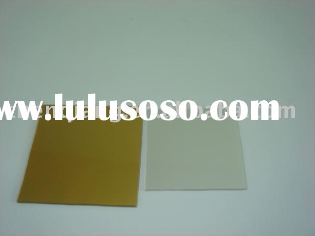 acrylic sheet, cast acrylic sheet,gold acrylic sheet